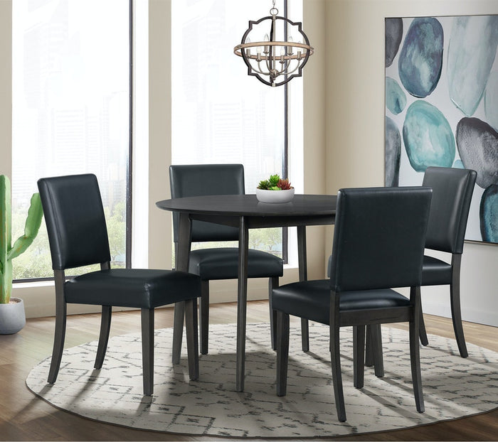 Trent Dining Set with 4 Chairs