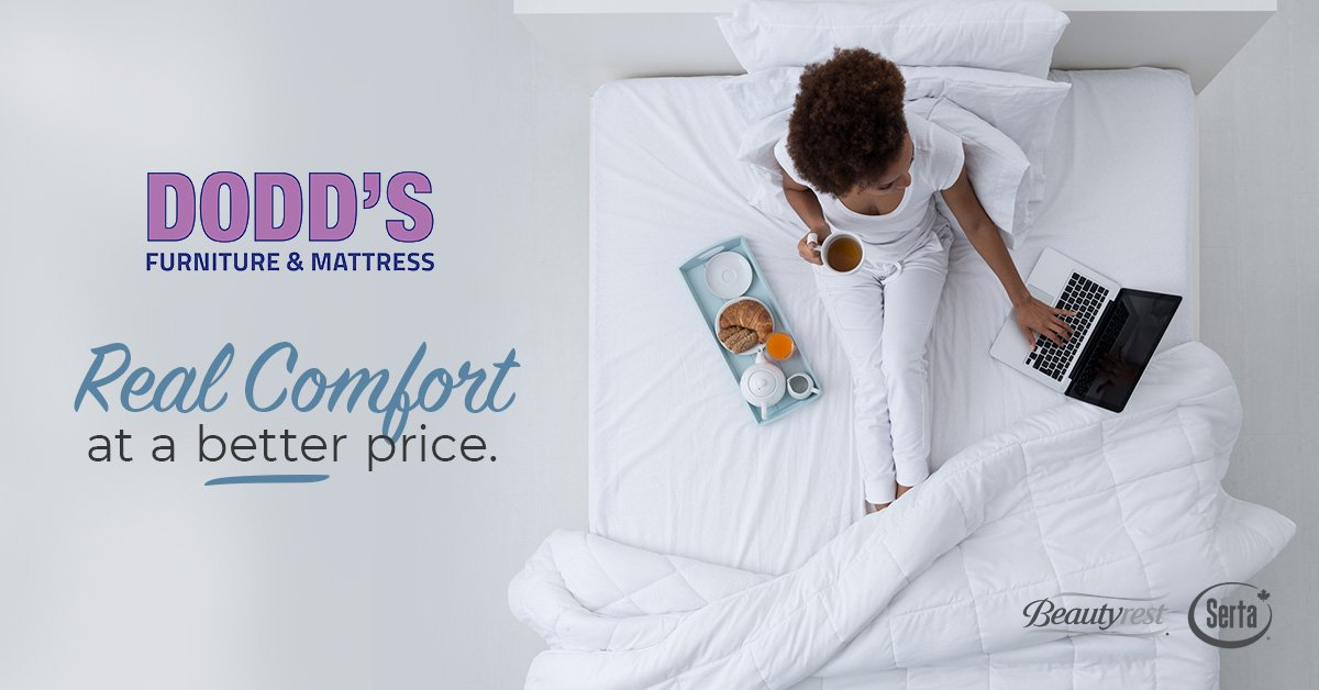 Real Comfort Better Prices
