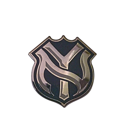 NY Shield Pin