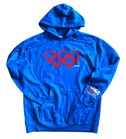 """OlympiCuffs"" Hoodie"