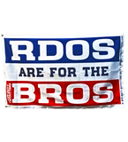 """RDOS are for the BROS"" Flag 2.0"