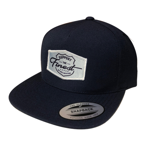 """Support the Finest"" Snapback"