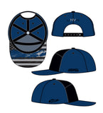 "Thin Blue ""Light"" Snap Back"