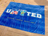uNYted Fleece blanket