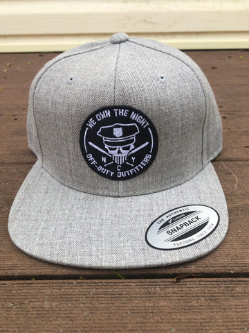 """We Own the Night"" Snapback"