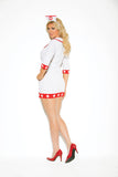 Plus Size Sexy Nurse Costume