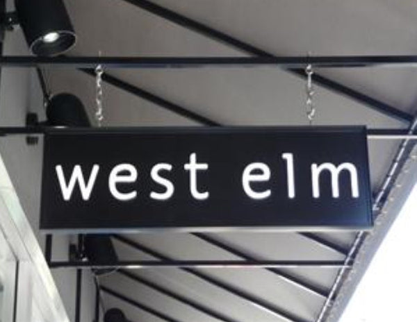 West Elm Pop-up!