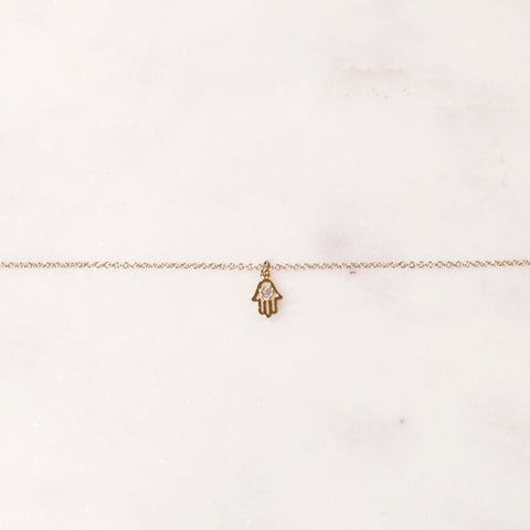 mini piper necklace