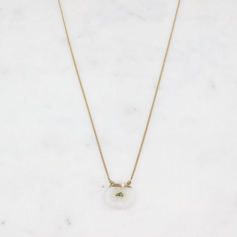 moon piper necklace