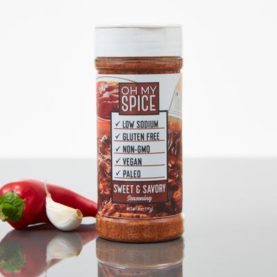 Oh My Spice Bundle Pack