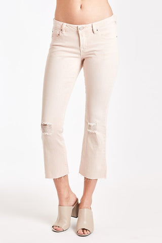 Candice Cropped Flare Jeans