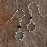 Crown of Thorns Earrings