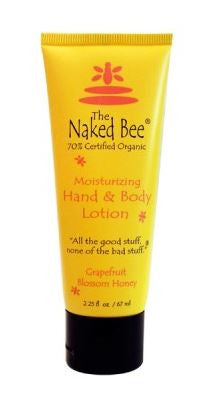 Grapefruit Blossom Honey Hand & Body Lotion