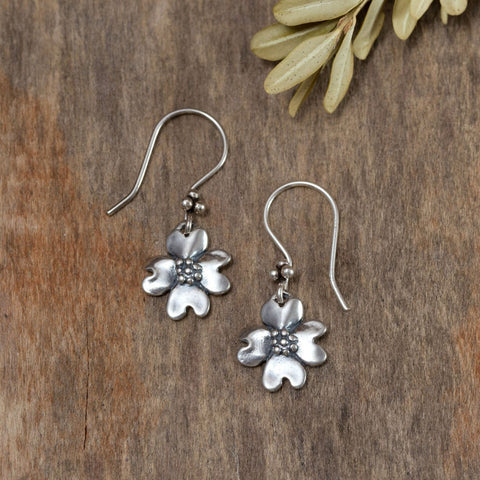 Dogwood Earrings