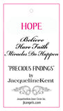 "JKAngel ""Hope"" from the Select Collection"