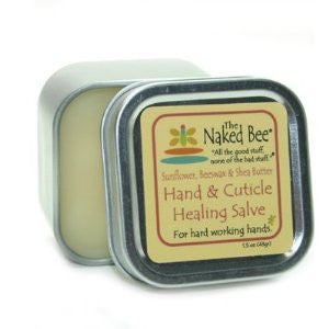 Orange Blossom Hand and Cuticle Salve