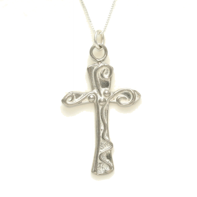 Walk To Emmaus Cross Necklace