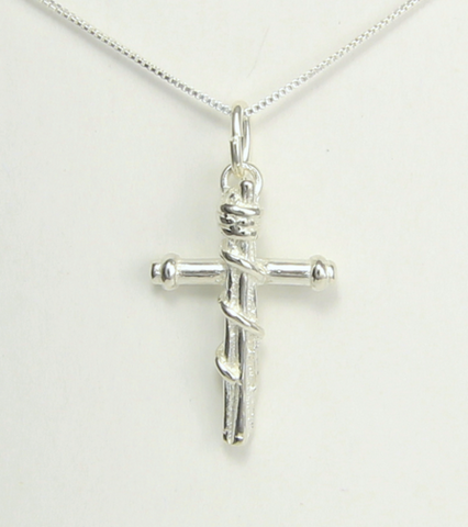 Mission Cross Necklace