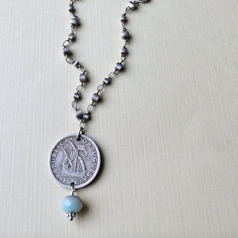Stormy Seas Necklace