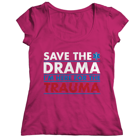 Trauma Queen - Ladies 1
