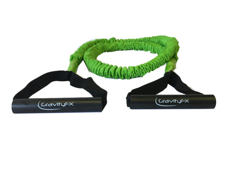 GravityFX Resistance Band - 13 lbs Green