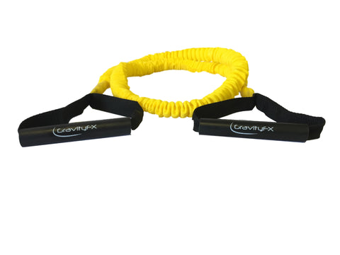 GravityFX Resistance Band - 7 lbs Yellow