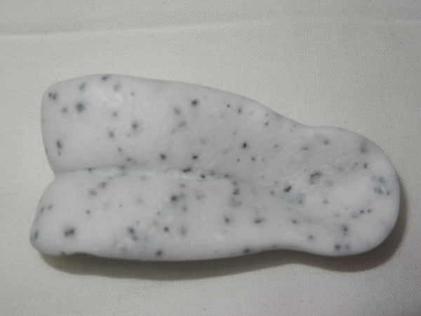 Silicone Granite Fox Tongue