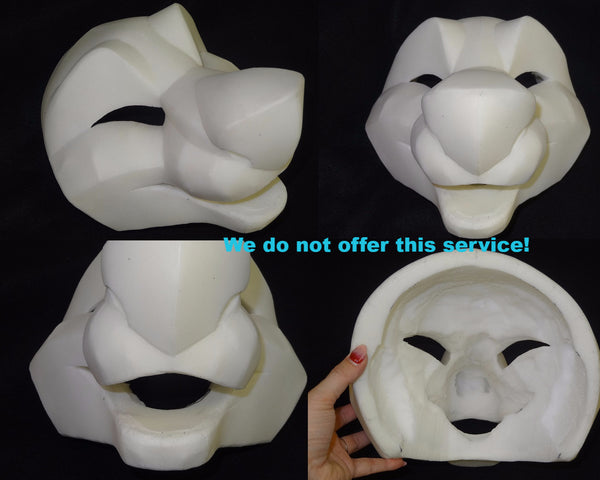 Foam Manokit Head