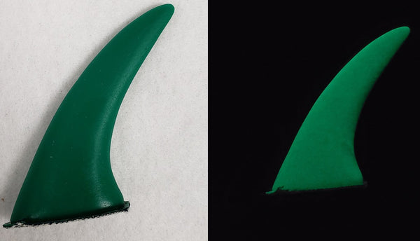 Glow in the Dark 3 Inch Rubber Spike  *sold per spike*