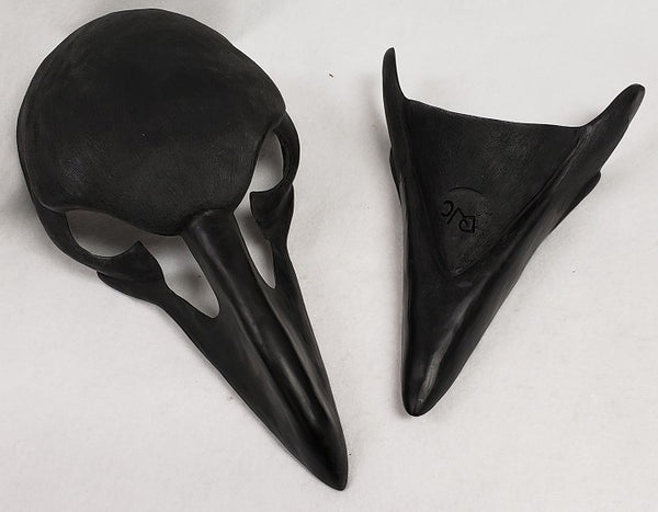 Cut Corvid Resin Mask Blank