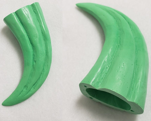 Custom Colored Opaque Large Raptor Claws *Sold Per Claw*