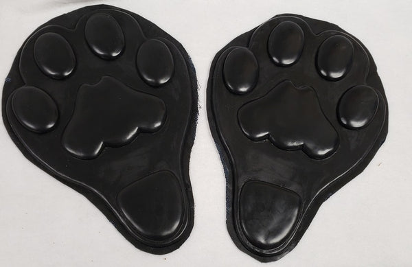 Silicone Full bottom Toony Feline Feetpads
