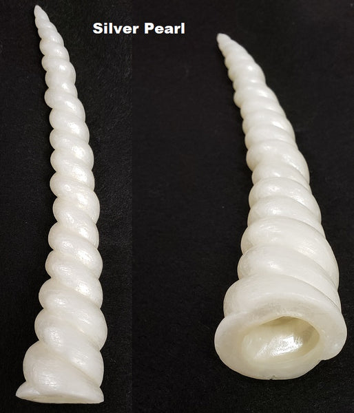 Shimmer Hollow 9 Inch Unicorn Horn
