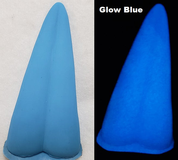 Silicone Glow in the Dark Corvid Tongue