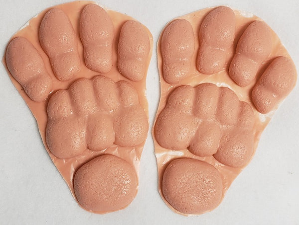 Rubber Reptile Feetpads
