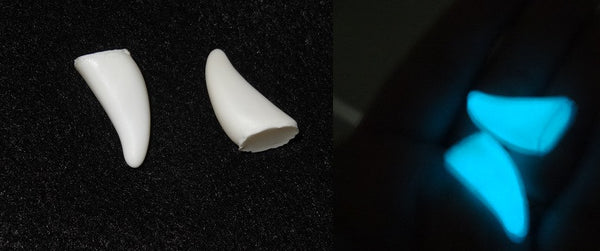 Glow in the Dark Small Teeth