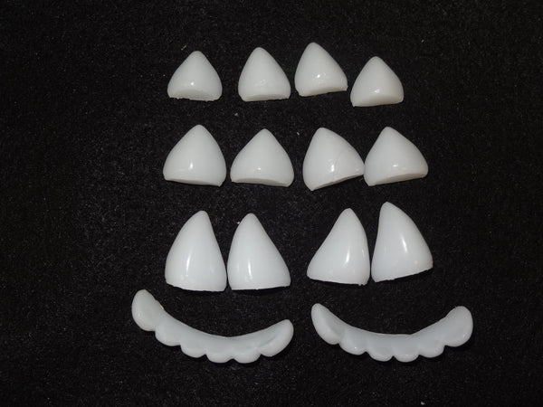 UV Reactive Manokit Teeth
