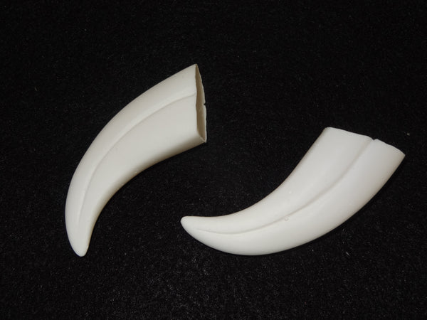 "Basic Opaque 2"" Skinny Raptor Claws *Sold per claw*"