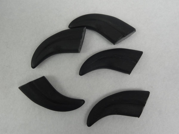 "Basic Opaque 1.75"" Skinny Raptor Claws *Sold per claw*"