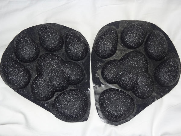 Silicone Granite Thick K9 Feetpads