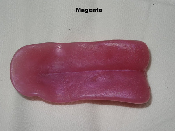 Silicone Shimmer Small K9 Tongue