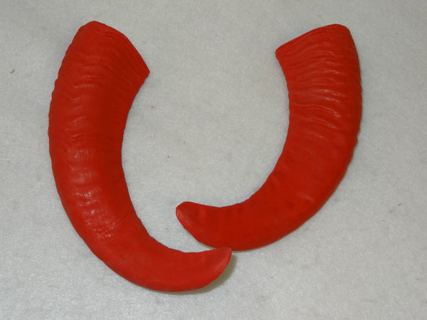 Red Sheep Horns