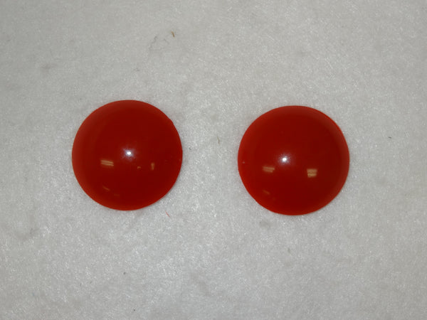 Opaque (blind) Resin Eye Blanks