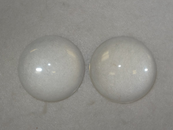 "Clear 3D ""Following"" Resin Eye Blanks"