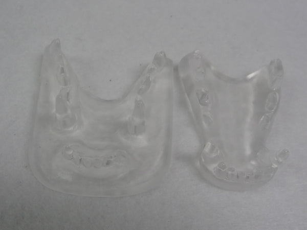 Clear Fox Jawset