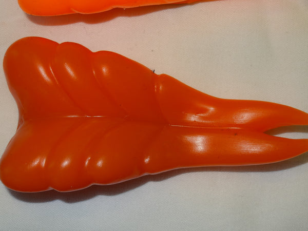 Silicone Forked Sergal Tongue