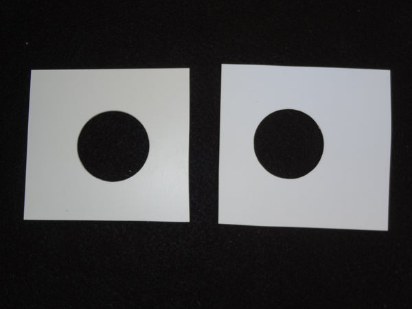 Non-3D Toony Eye Blanks