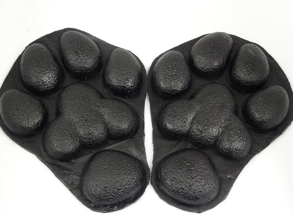 Rubber Thick K9 Feetpads