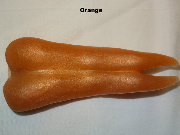 Silicone Shimmer Forked Dragon Tongue