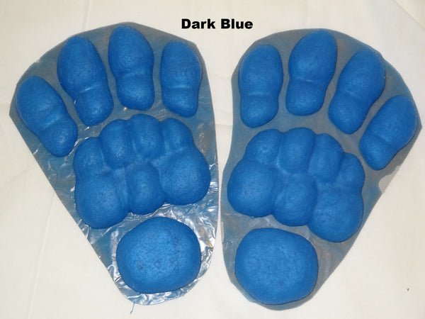 Silicone Shimmer Reptile Feetpads